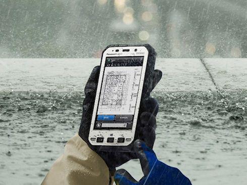 Panasonic обновил линейку защищенных смартфонов Toughpad - http://supreme2.ru/5295-panasonic-toughpad/