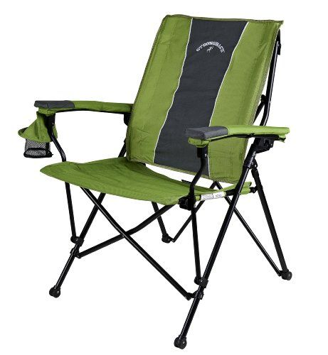 Strongback Elite Folding Camp Chair With Lumbar Support STRONGBACK  Http://www.amazon