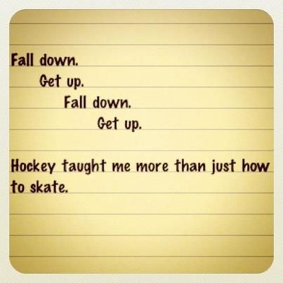 Pin By Melissa Bartenslager On Hockey Quote Girl Essay