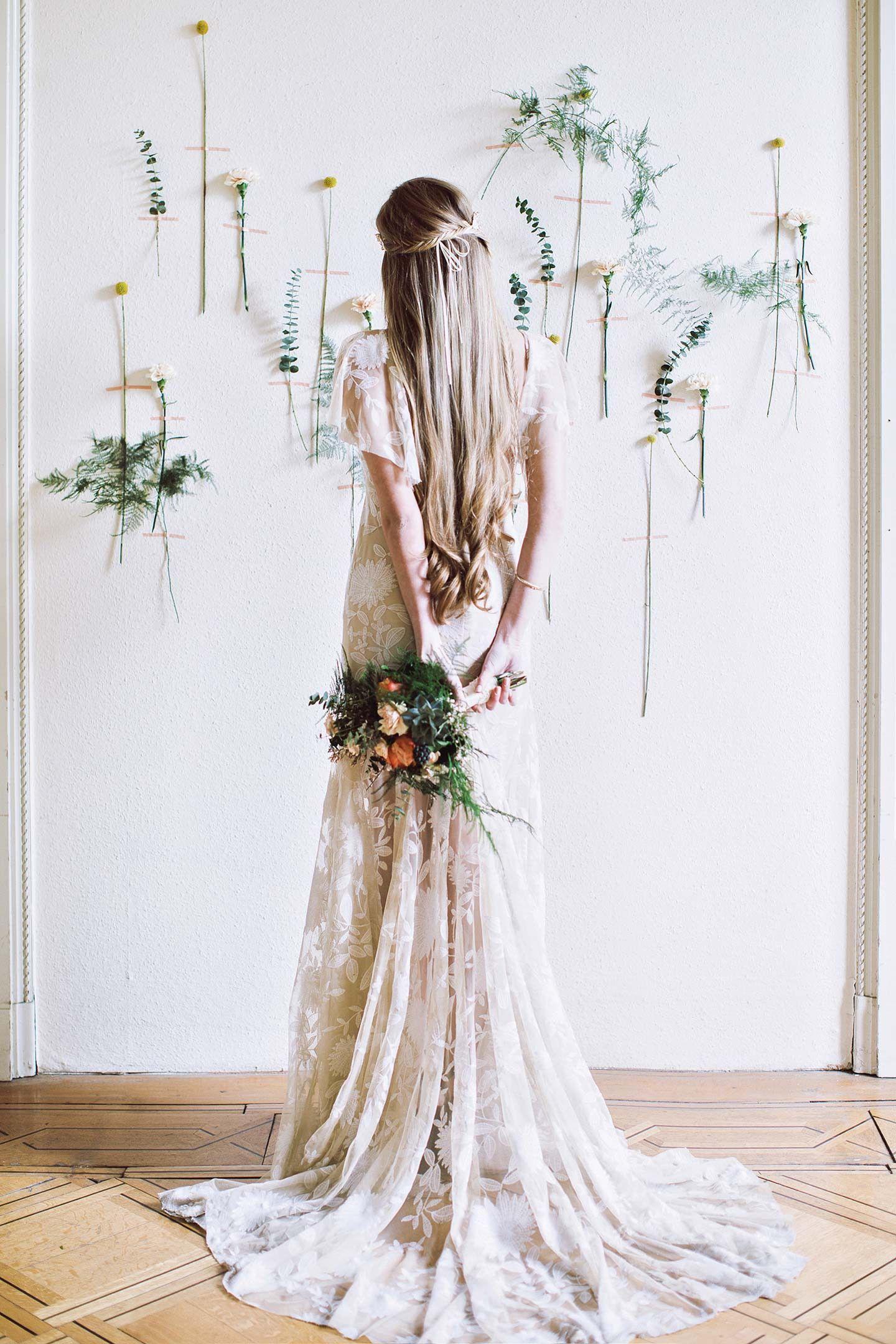 Glamourose Boho Braut In Kupfer Grun Sabrina Schindzielorz Http Www Hochzeitswahn De Inspirationsideen Glamouroese Boho Braut Boho Chic Brautkleid Hochzeit