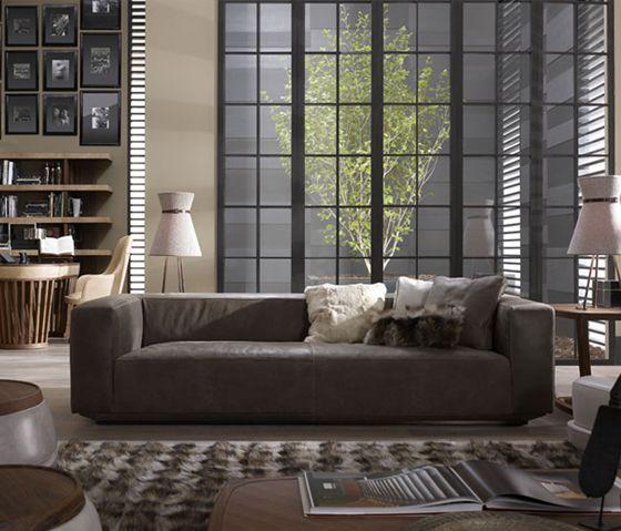 Ulivi Salotti Boss   2012   sofa*