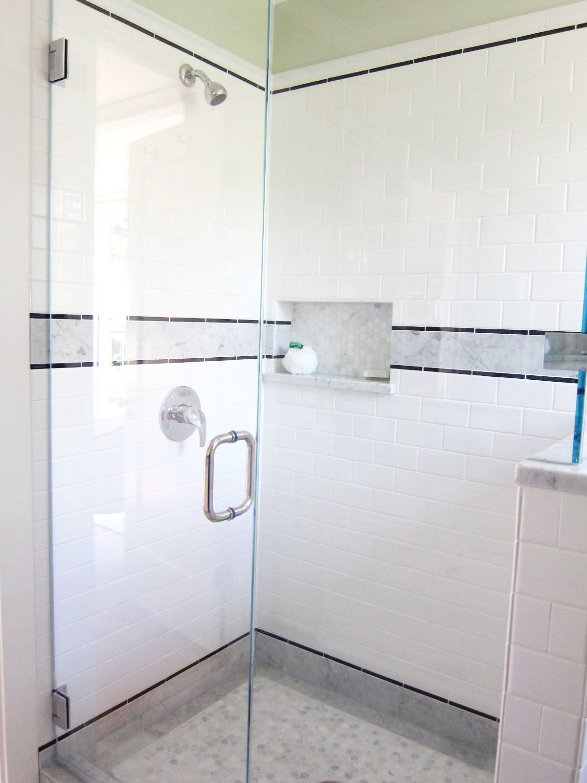 title | Subway Tile Shower