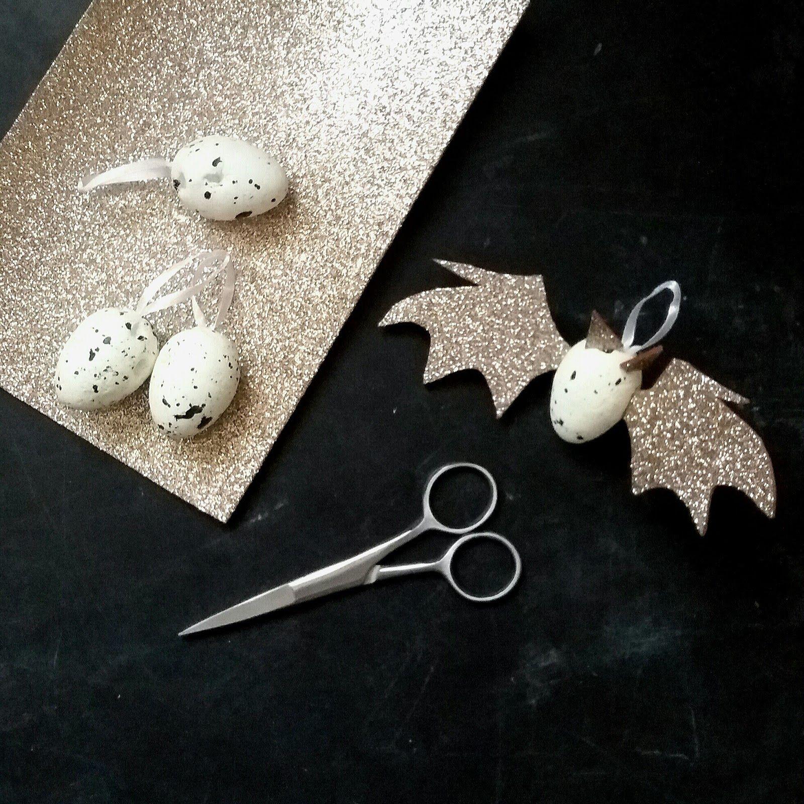 Easy Diy Halloween Bats For A Spooky Cheap Decoration