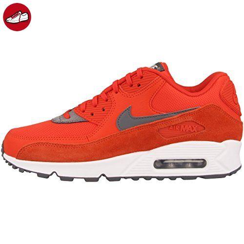 buy popular 26607 49a65 Nike Schuhe Air Max 90 Damen max orange-cool grey-white (325213-