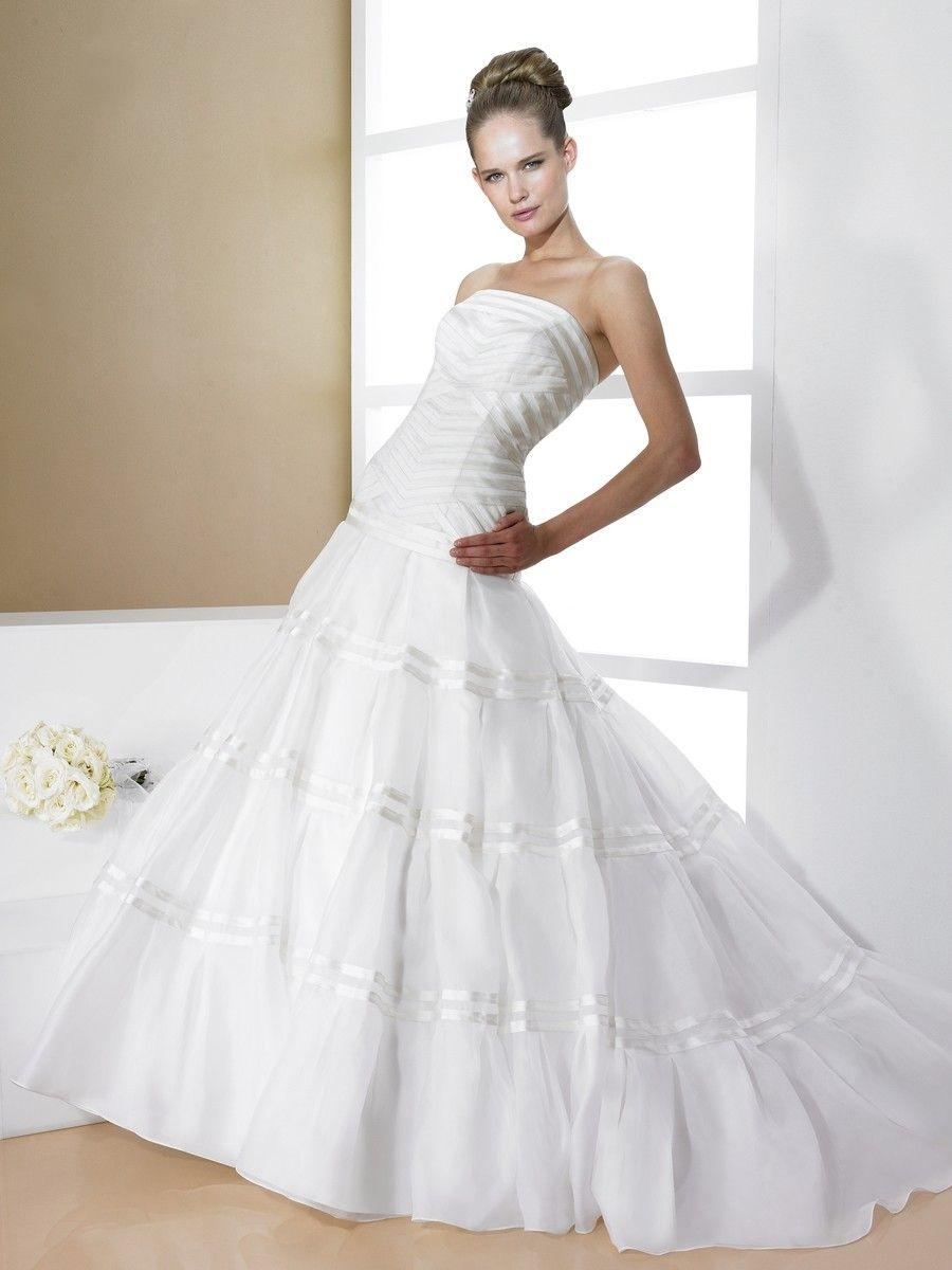 Strapless ball gown wedding dress ball gown wedding dresses