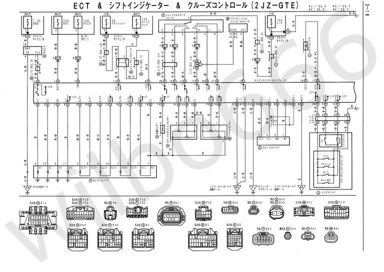 1jz Diagram Computer Automotive Wiring Diagrams And 1jz Engine