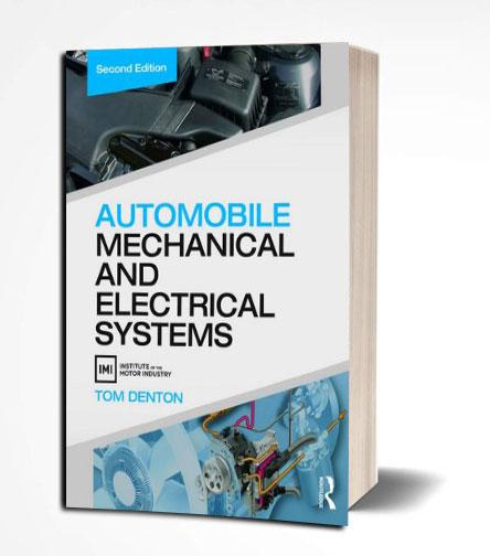 كتاب أساسيات ميكانيك وكهرباء السيارات Pdf Electrical System Convenience Store Products Mechanic