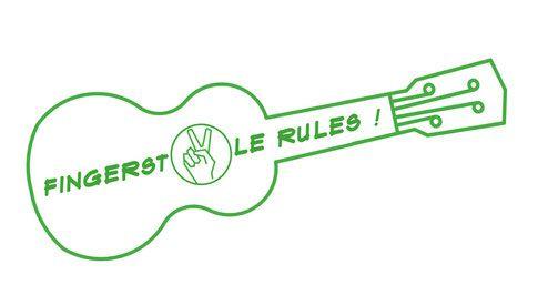 Guitar And Ukulele Fingerstyle Tabulature Fingerstyle Rules
