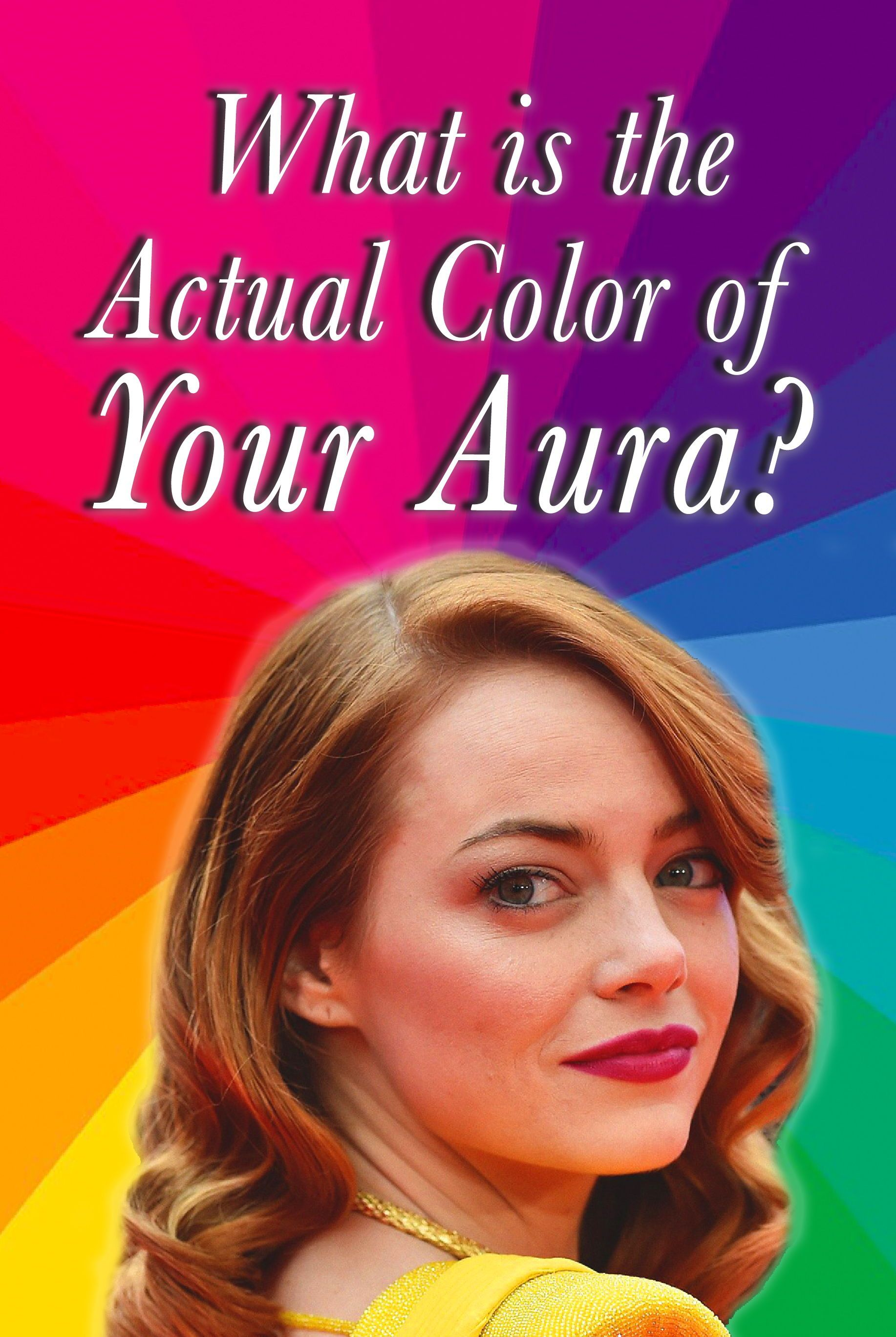 How to find your aura color quiz