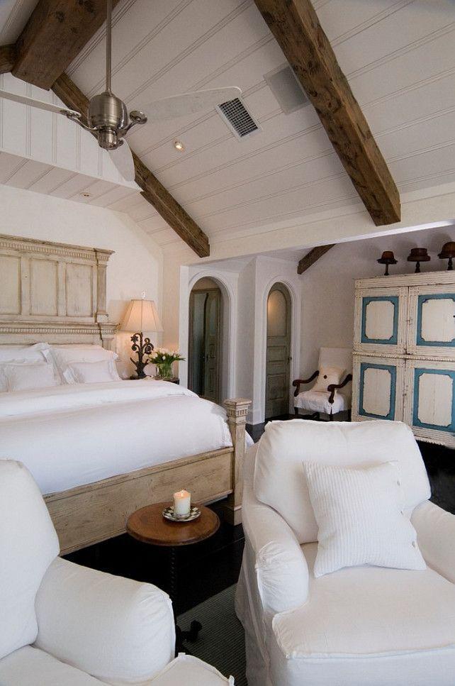 Trendy attic - nice picture | Chic bedroom design