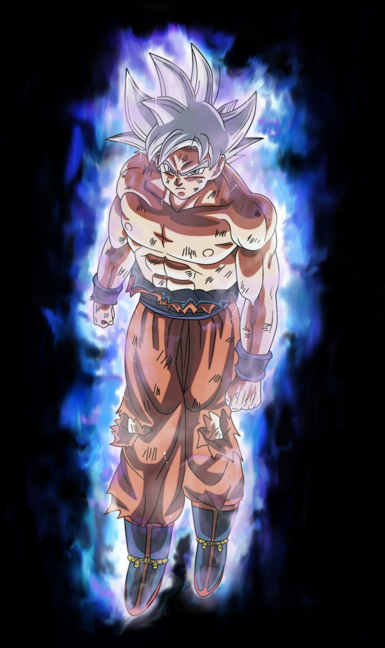 Goku ultra instinto dominado universo 7 drag n ball super goku dragon ball z y dragones - Imagenes de dragon ball super ultra instinto ...