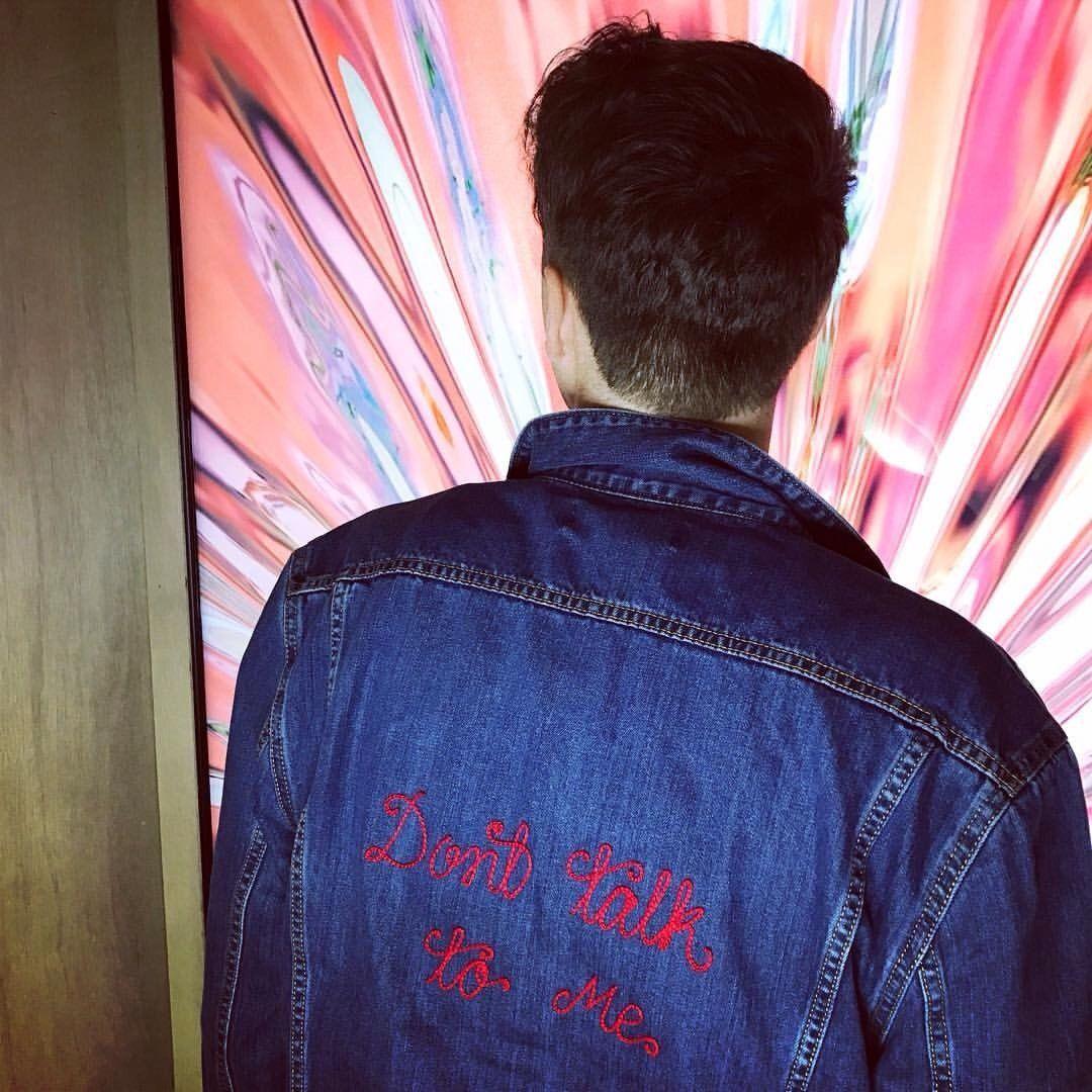 Nice jacket Dan
