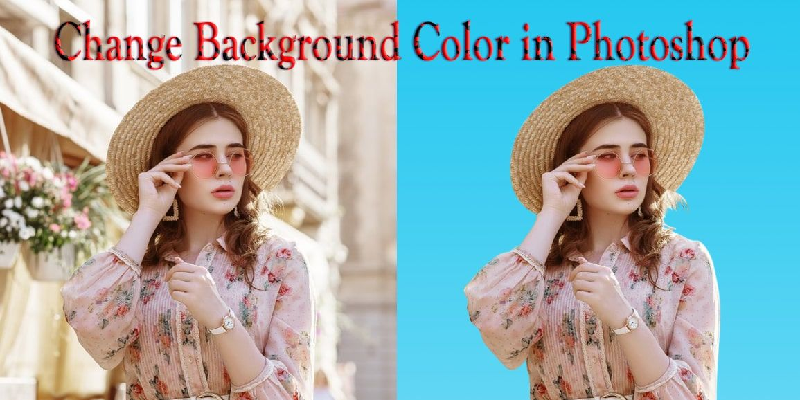 A complete guide on how to change the background color in