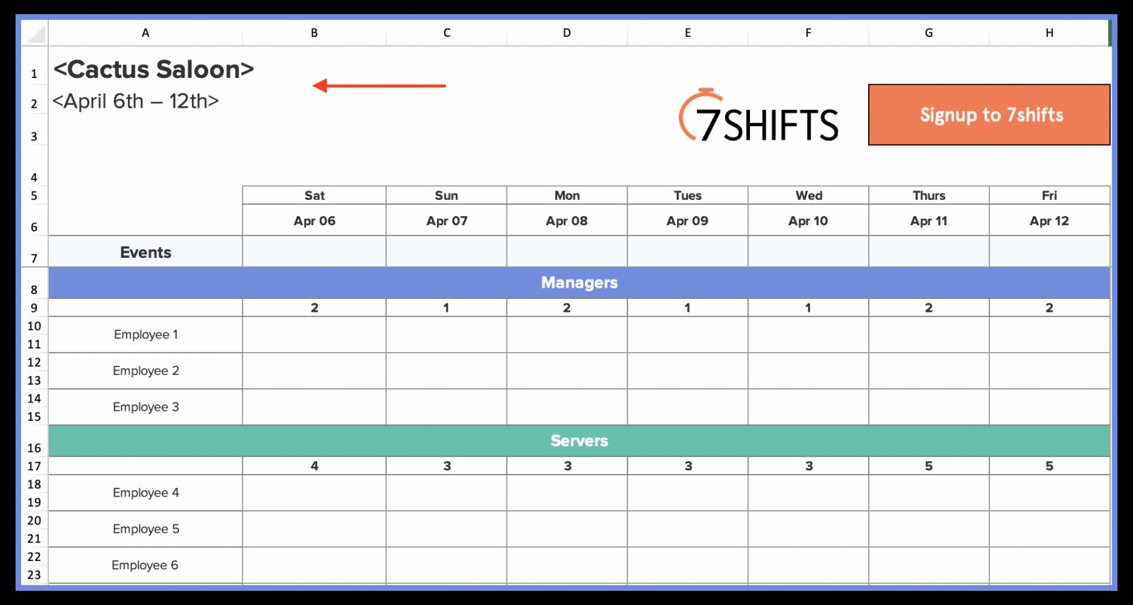 Employee Scheduling Template Excel Lovely Excel