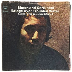 500 Greatest Songs Of All Time Bridge Over Troubled Water
