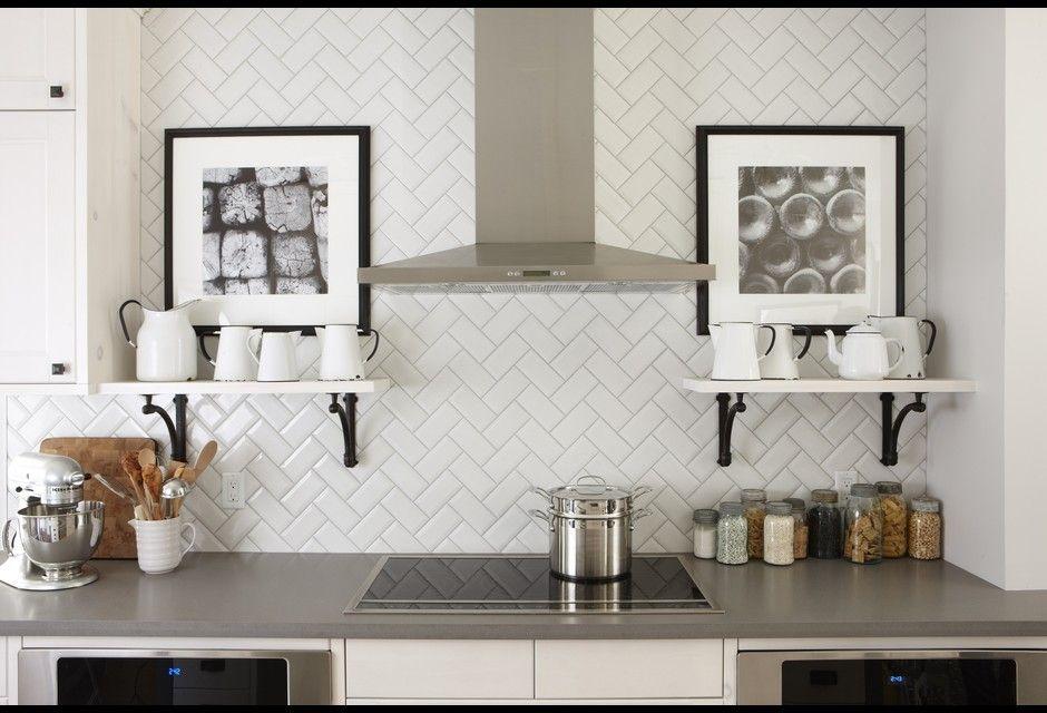 Sarah 101 Subway Tile Backsplash Kitchen Herringbone Subway Tile White Subway Tile Backsplash