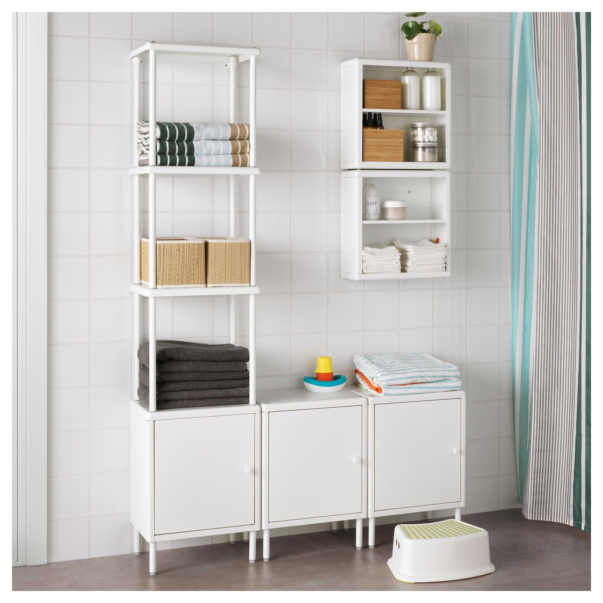 Merveilleux IKEA   DYNAN Wall Shelf White