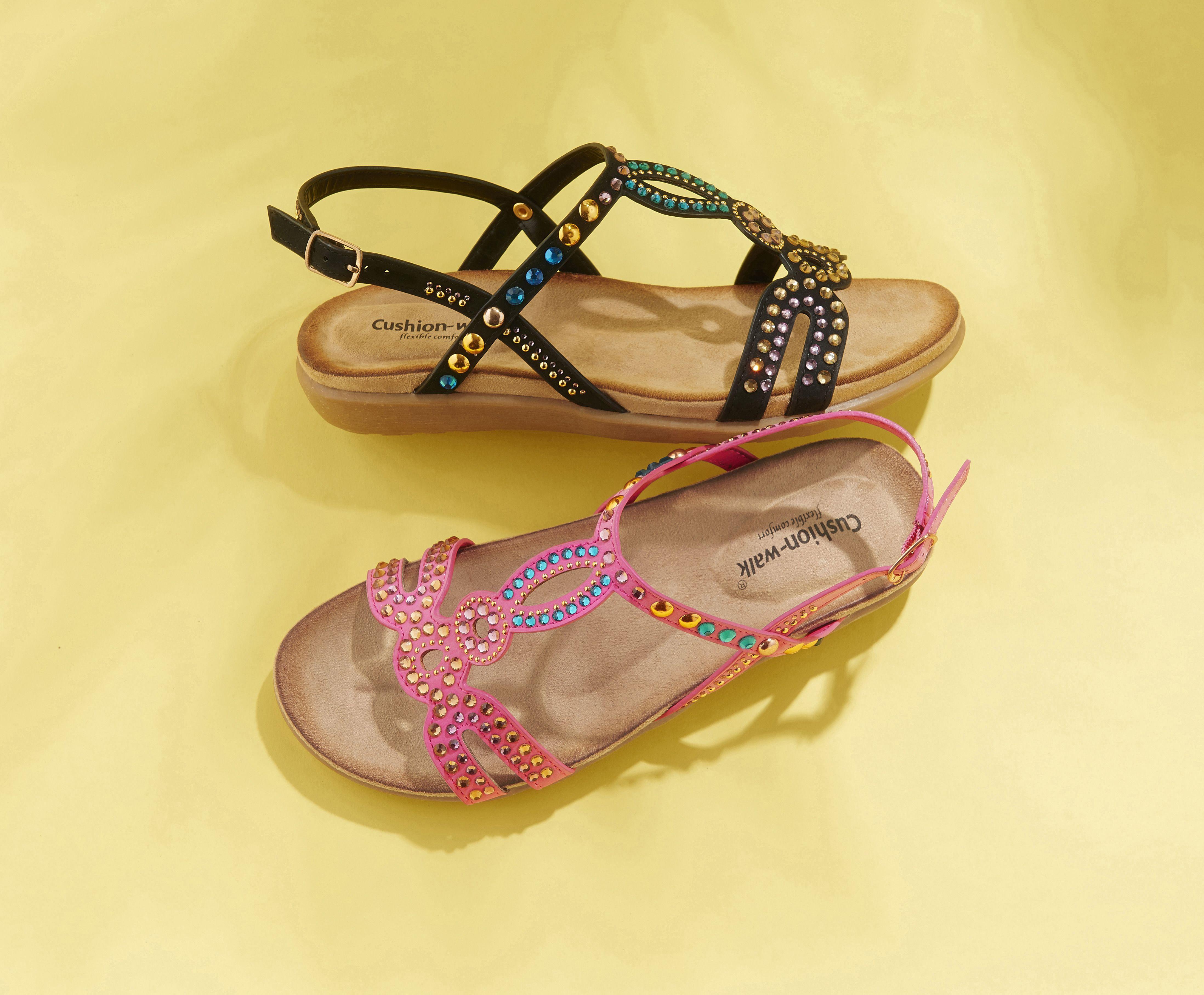 Cushion-walk Sandal Ref : F054X
