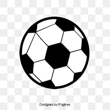 Cartoon Black And White Football Logo Png And Psd Logo Clipart Black And White Football Cartoons Png