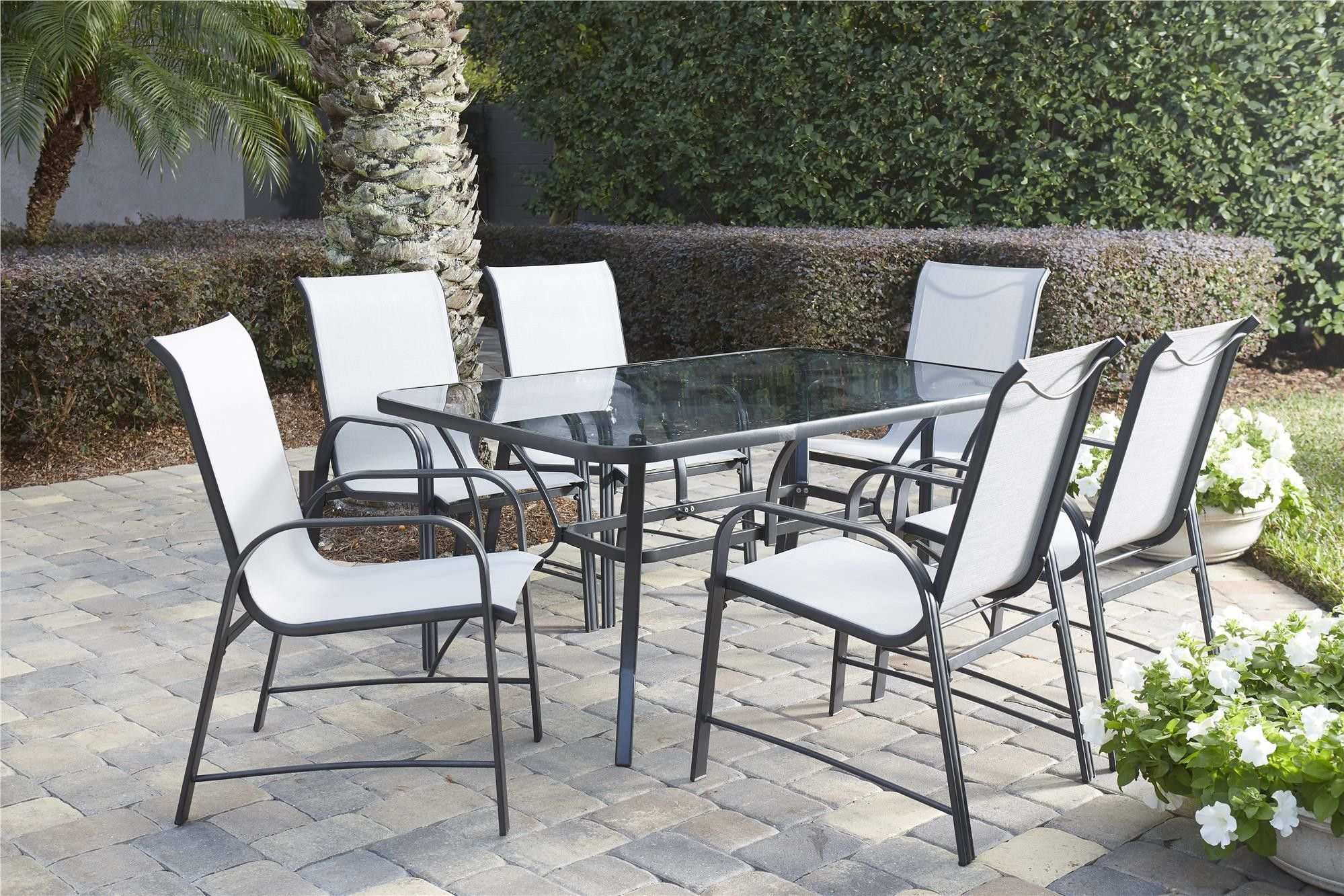 Bellbrook 7 Piece Patio Dining Set Products Patio Dining