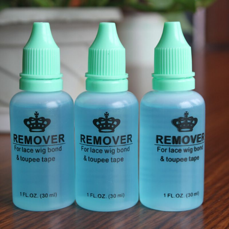 3 bottles professional salon use 1oz 30ml hair glue remover for 3 bottles professional salon use hair glue remover for lace wig toupee skin weft tape hair extension remover pmusecretfo Image collections