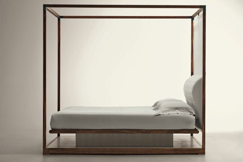 Ira Canopy Bed by Chi Wing Lo for Space