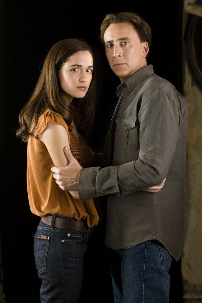 Nicolas Cage and Rose Byrne in Knowing #movie #artists ...