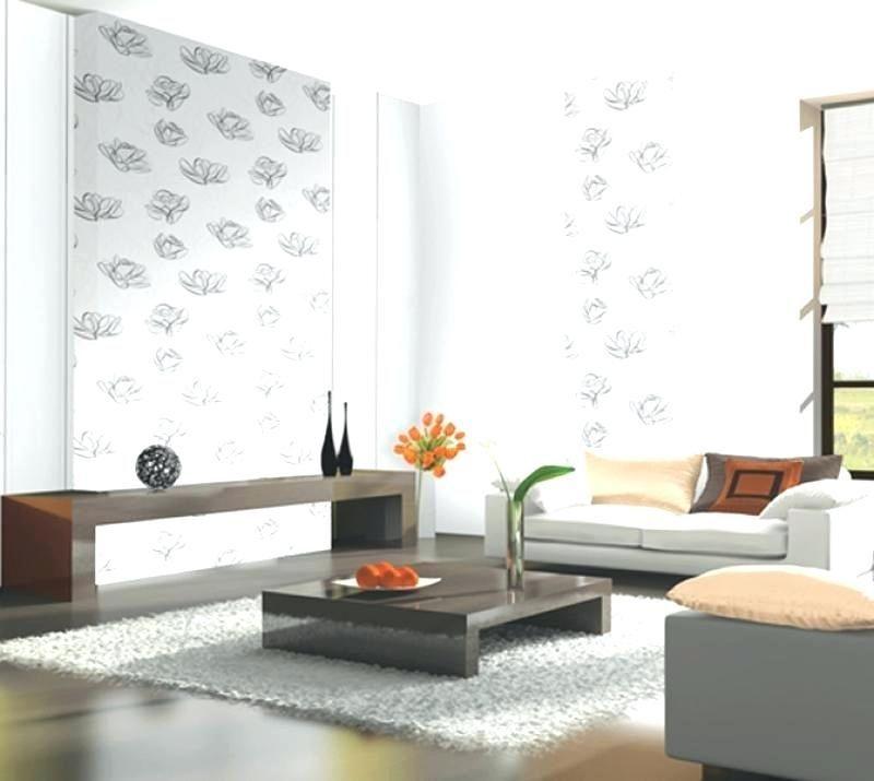Wohnzimmer Modern Tapete Wohnzimmer Tapezieren Beispiele Vlies