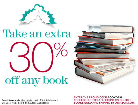 Amazon 30 Off Any Book Free Printable Coupons Printable Coupons Any Book
