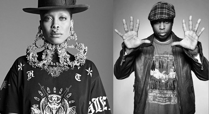 Enter our Erykah #Badu + Talib #Kweli giveaway!