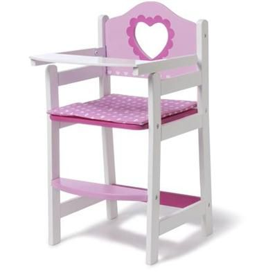 Product Wooden High Chair Kmart