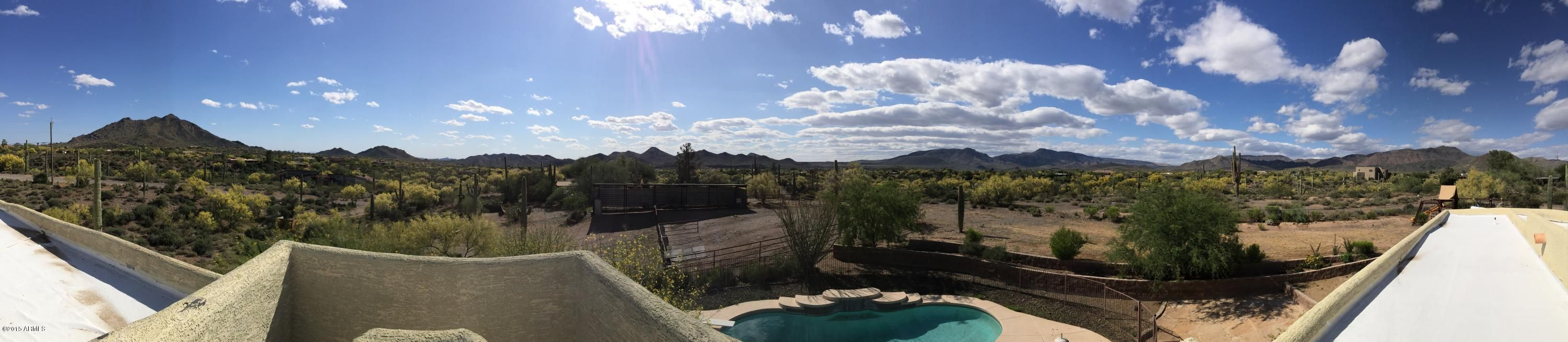 Views from this beautiful horse property! 6672 E Mesquite Road, Cave Creek AZ 85331 - Photo 29