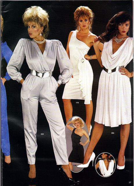 Catalog From The 1980s 80s Fashion Party 80s Fashion Trends 1980s Fashion Trends