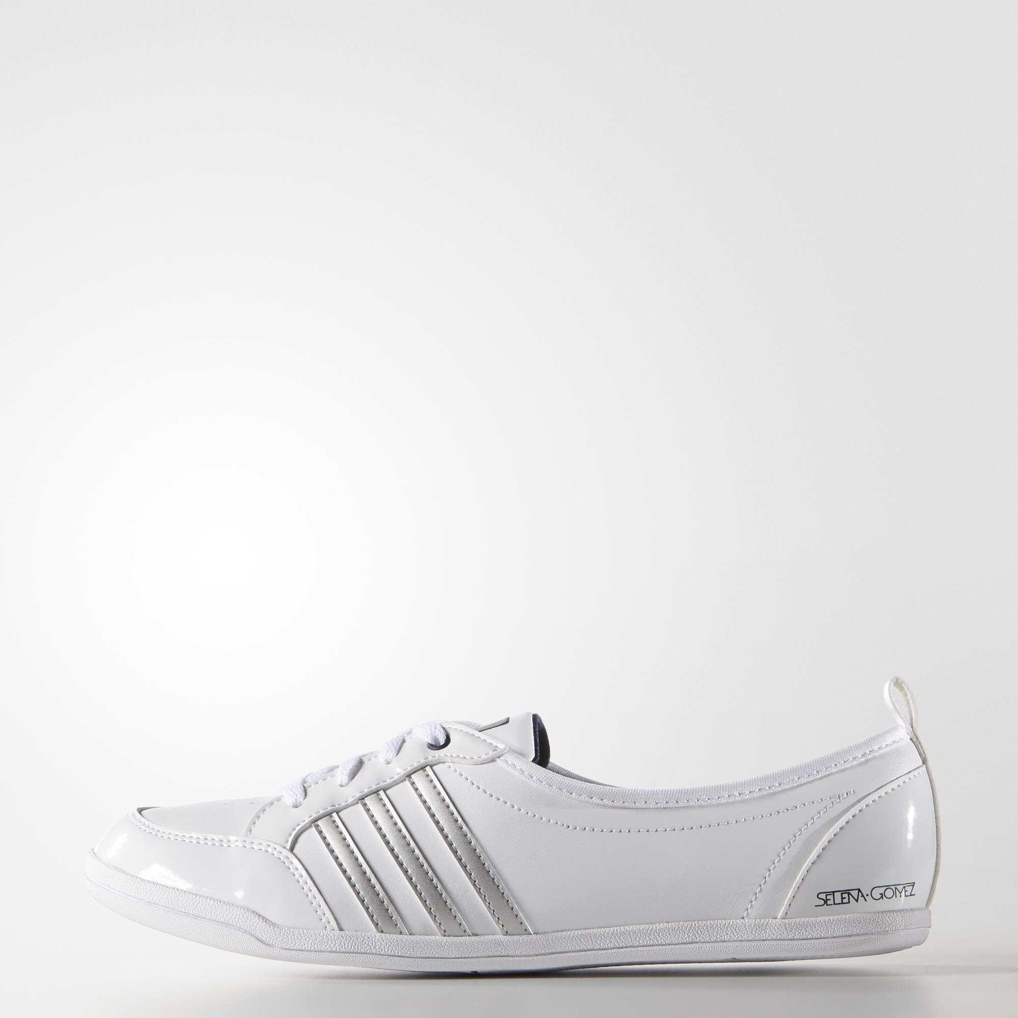 Adidas Piona Selena Gomez Shoes - White