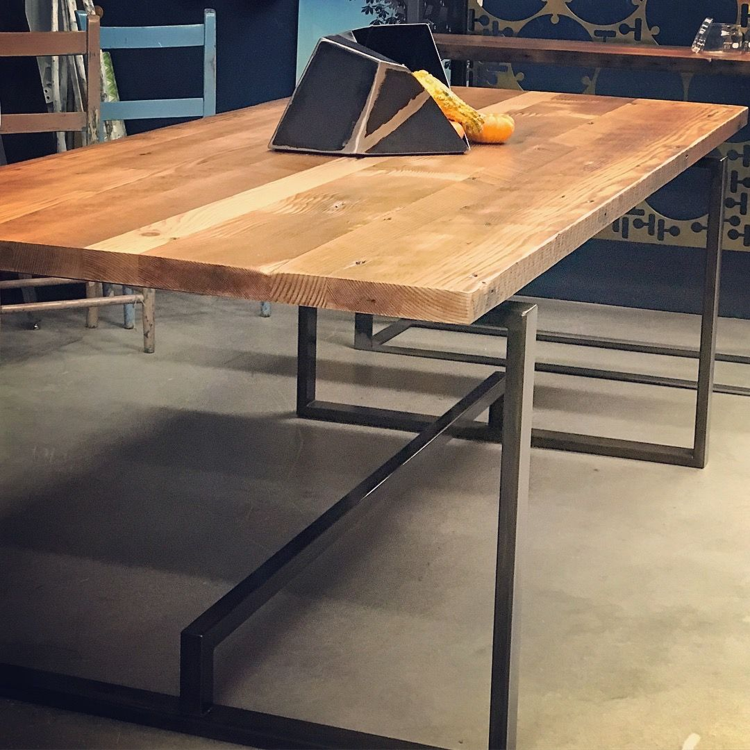 Lr Design In Pdx Makes Custom Tables Furniture Furniture Table