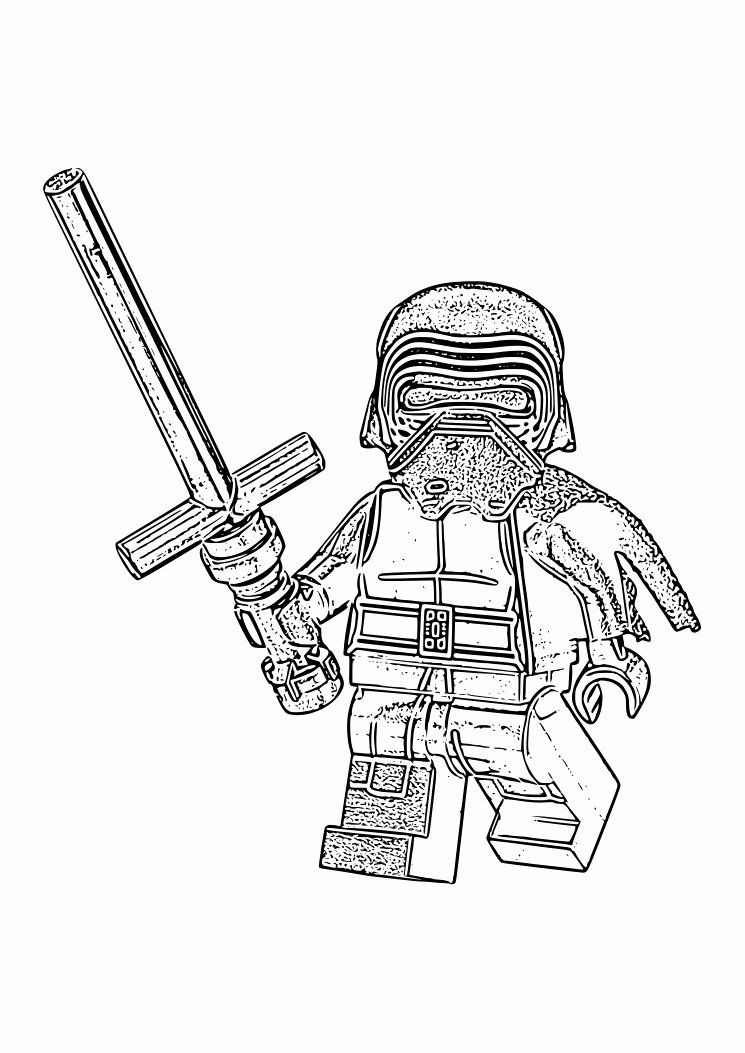 Kylo Ren Coloring Page Inspirational Lego Kylo Ren Coloring Pages In 2020 Dragon Coloring Page Coloring Pages Transformers Coloring Pages
