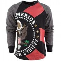 Hood America Anthem Crew Men S Apparel Crew Sweatshirts Yo