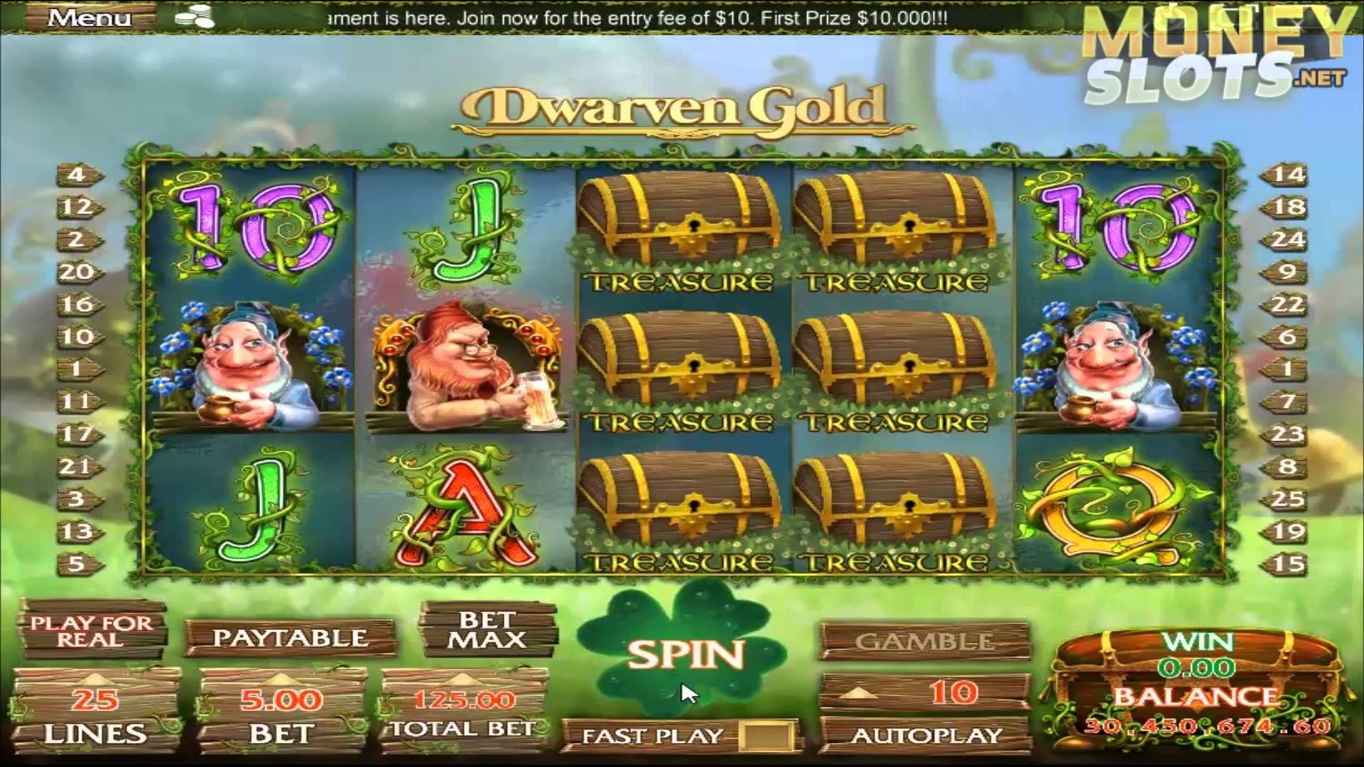 gold slots net