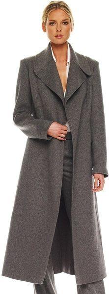 Michael Kors Melange Melton Coat - Click for More...
