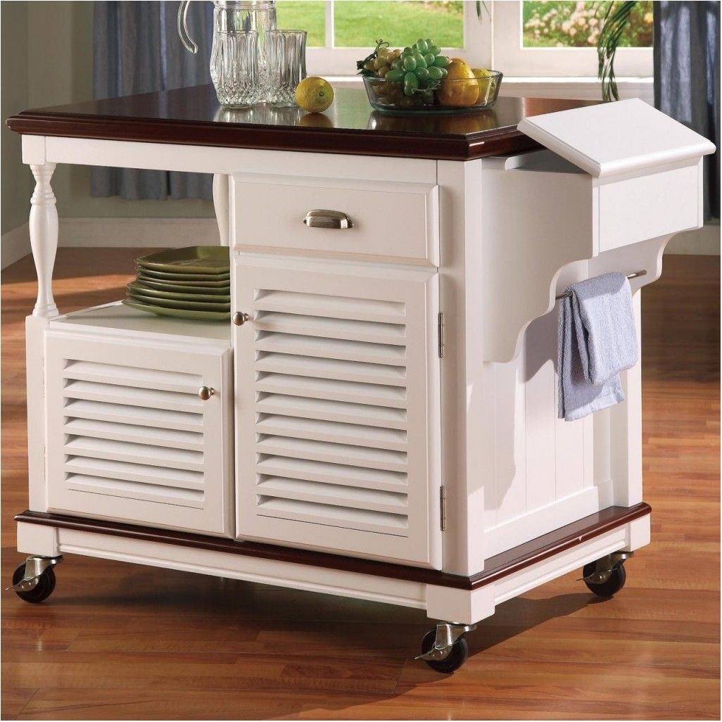 great stylish portable kitchen trolley in india mobile