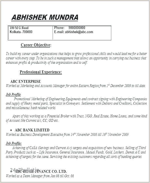 Facilities Coordinator Resume In 2020