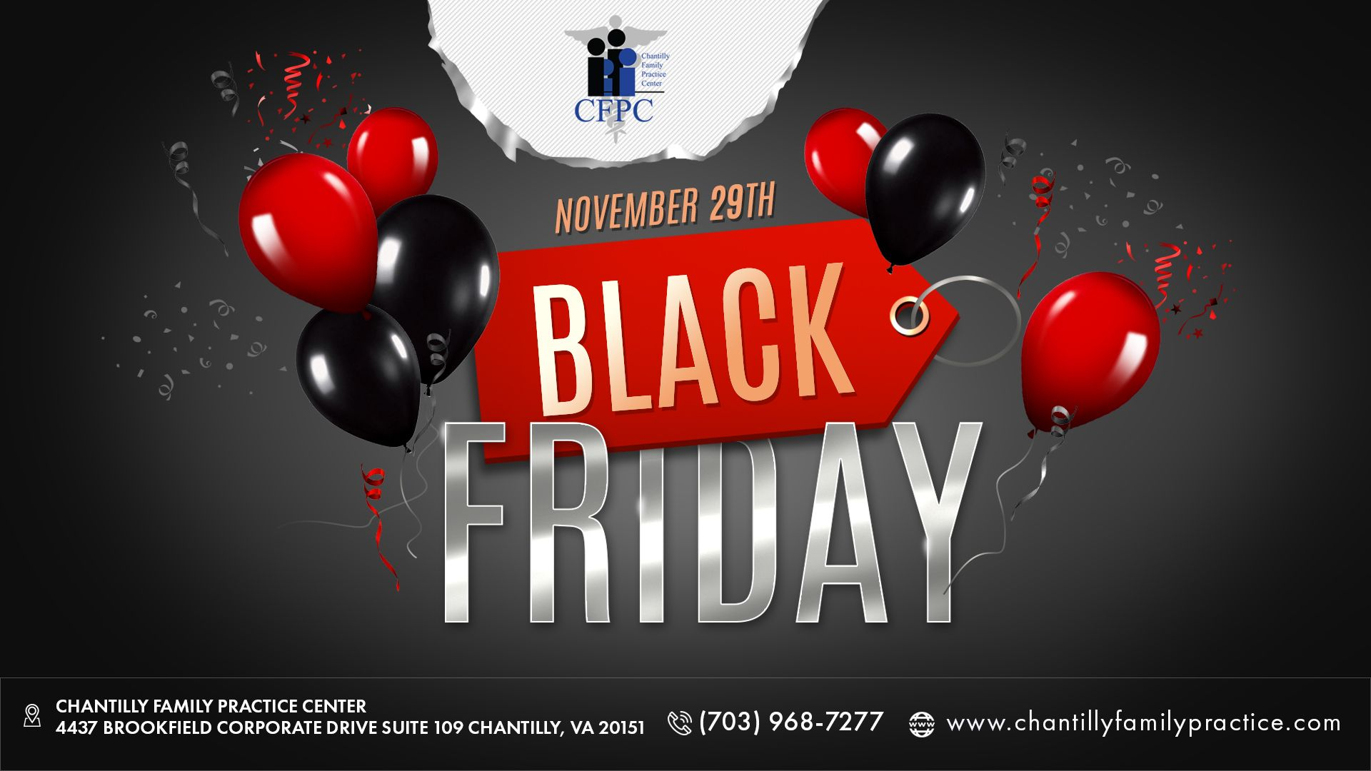It's BlackFriday! Enjoy the shopping season. Find the