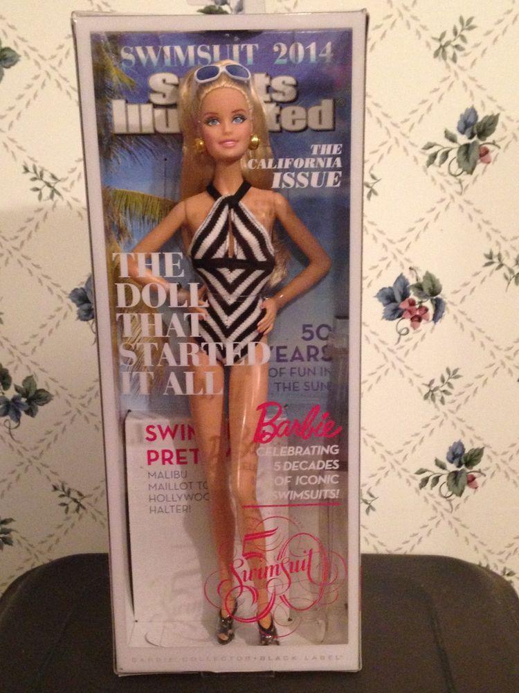 "2013 Barbie Sports Illustrated Magazine ""Unapologetic"