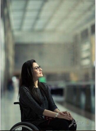 Photo of #Muniba_Mazari