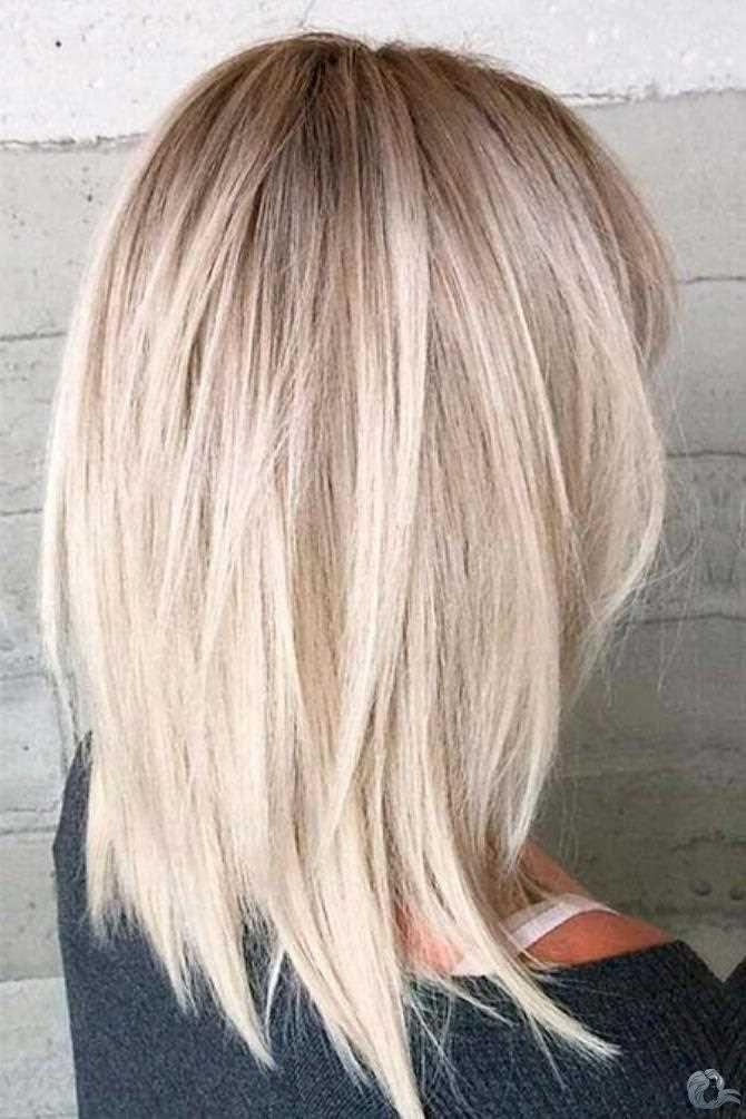 Pin Von Katrin Mehl Auf Meins Frisuren Lange Blonde Haare Frisur Dicke Haare