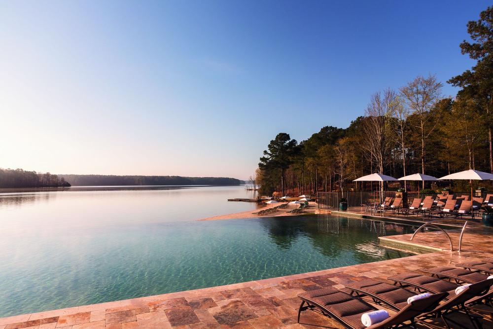 Resorts in Lake Oconee Hotels The RitzCarlton