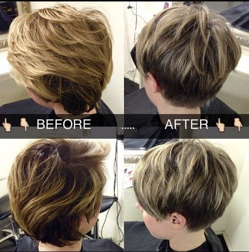 18 Chic Short Layered Hairstyles For Women Short Hairstyles