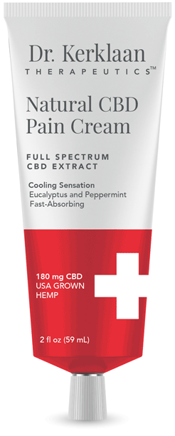 cbd topical cream for nerve pain