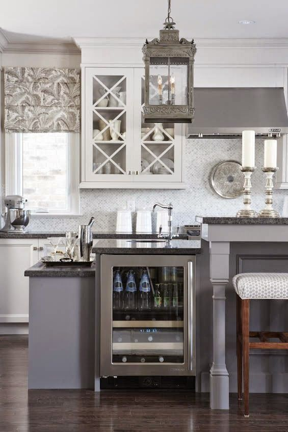 A Reader's Beautiful Kitchen and Other Kitchens I Love