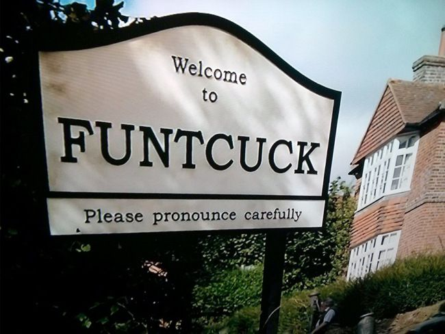 Welcome to Funtcuck, please pronounce carefully   Hey